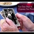 Four Easy Steps to Photo Organization