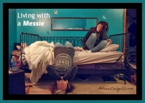 The Challenge of Living with a Messie