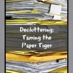 How to Eliminate 90% of Your Paper Clutter
