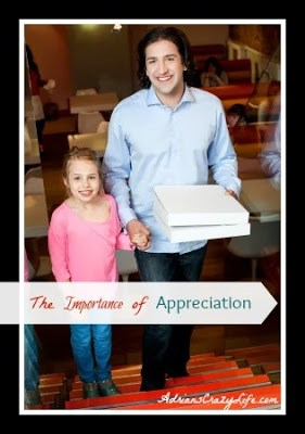 The Importance of Appreciation