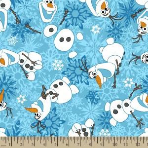 SnowmanFleece