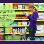 Teach Your Teen to be a Smart Shopper