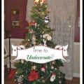 Time to Undecorate Your Home?