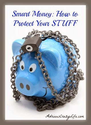 Home Security - How to Protect Your STUFF