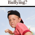 Where do you draw the line between sibling rivalry or bullying? They are closer than you might think.
