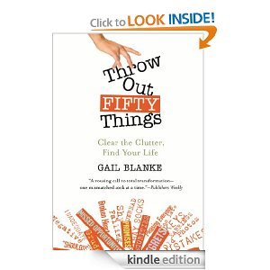 Book Review-Throw Out Fifty Things