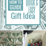 A Super Easy One-Hour Gift Idea – Origami Dollar Hearts