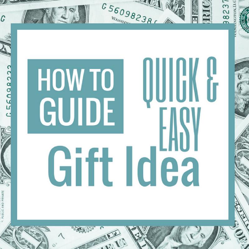 Gift Idea Money Box