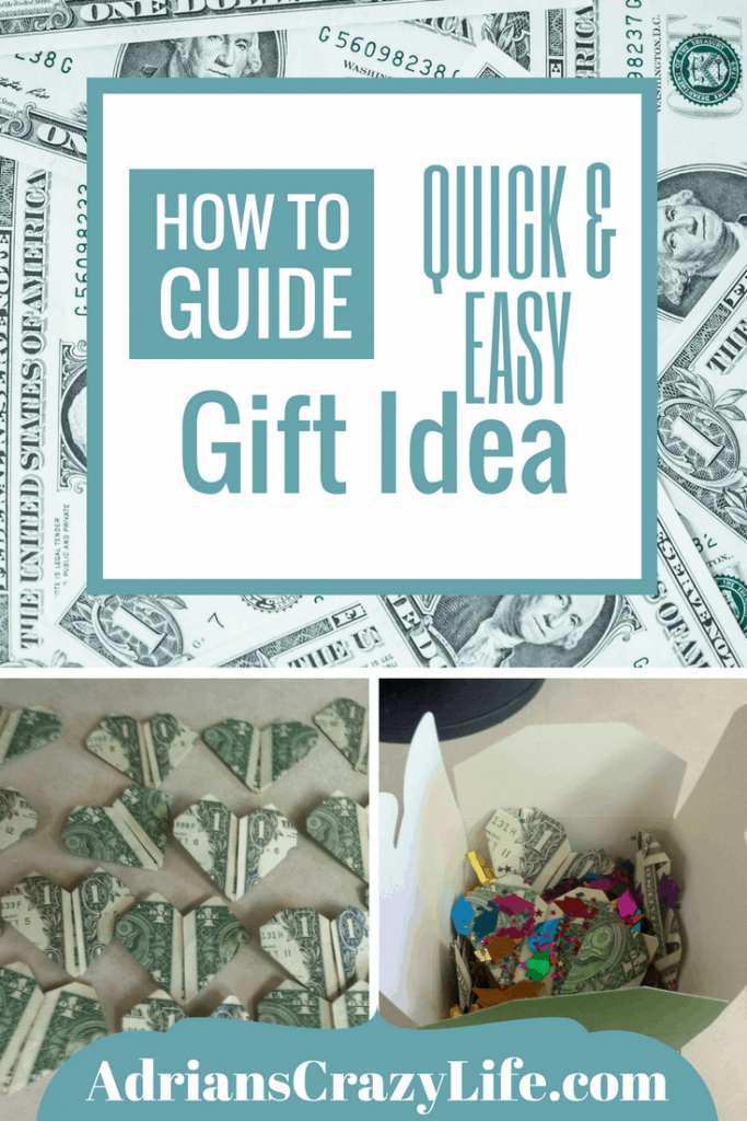 Quick and easy gift idea for loved ones of all ages. Fun and easy!