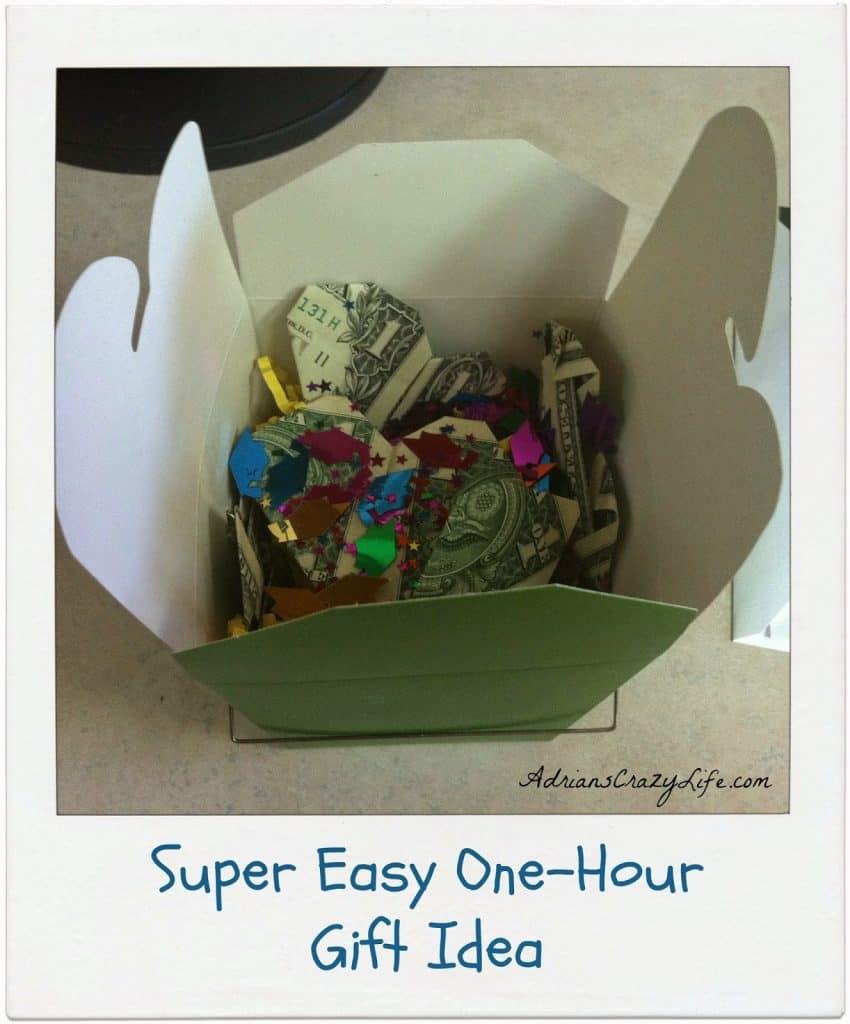 Heart Box Gift Idea