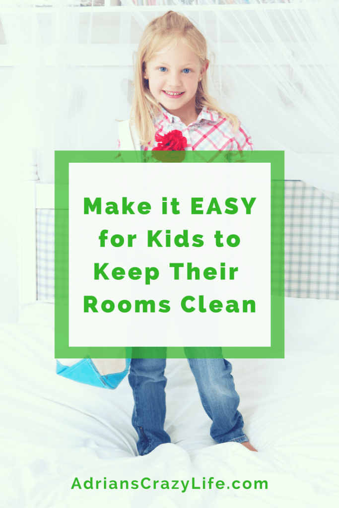 Quick tips to teach kids to clean up with less fuss.