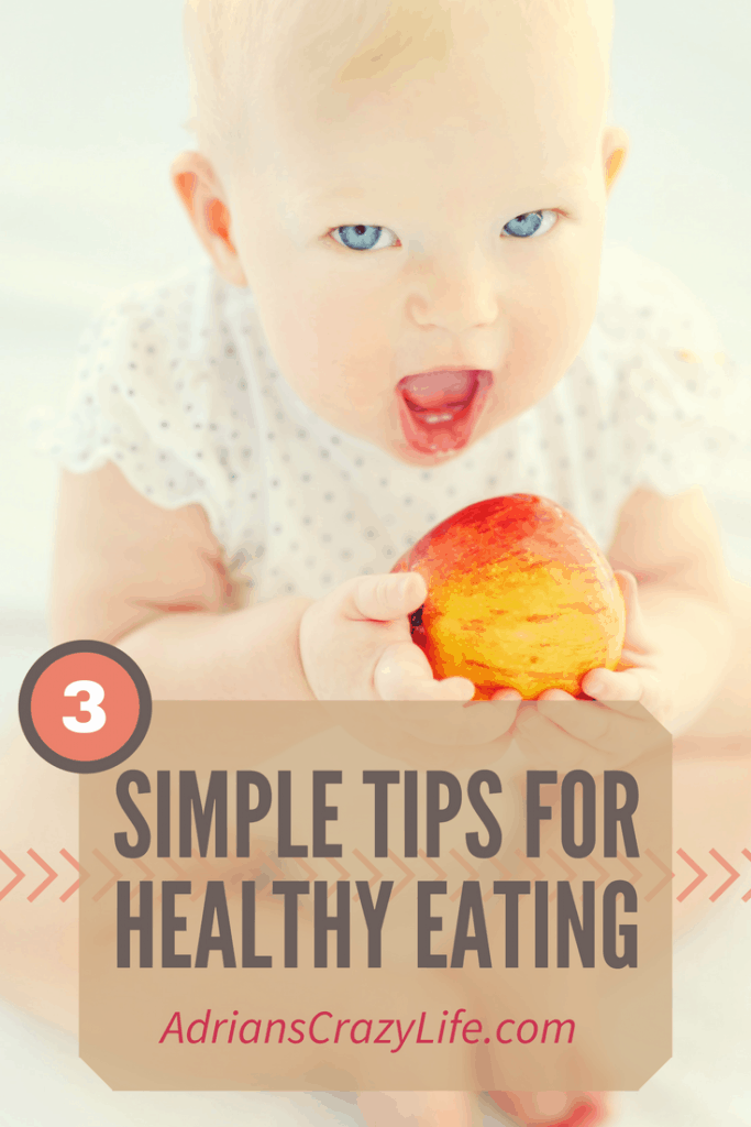 Simple tricks for you and your family for painless healthy eating