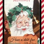 Have a DebtFree Christmas – Next Year