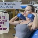 Six Ways to Save Money on a Gym Membership