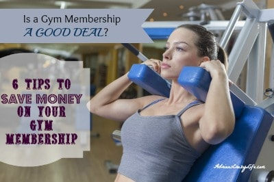 Six Ways to Save Money on a Gym Membership