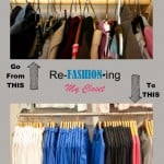 Re-FASHION-ing My Closet