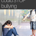 Bullying is a big problem in our schools. Here are some ideas that could help.