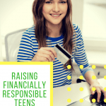 Raising Financially Responsible Teens