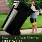 How to Get Your Family to HELP With Housework