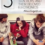 5 Tips to Manage Teen Boys and Their Beloved Electronics