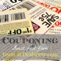 Couponing Guest Post from Jason at DealSpotr.com - Some great couponing basics for every smart shopper.