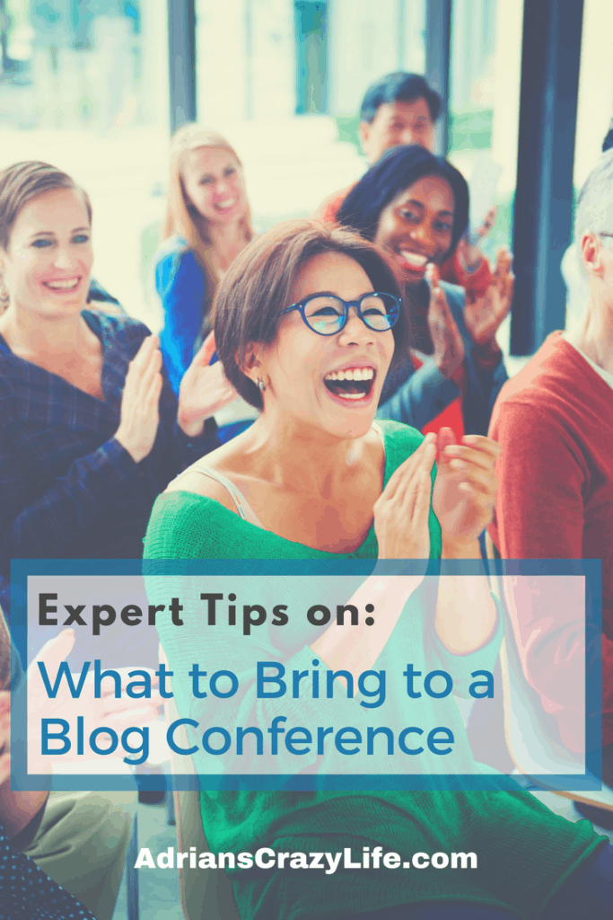 I've been to tons of conferences and I give you the insider tips on what to bring and how to get the most out of them.