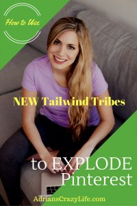 The new Tailwind Tribes feature is EASY and Powerful. Great way to boost your Pinterest presence.