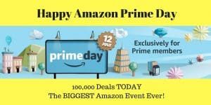 Happy Amazon Prime Day
