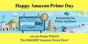 Happy Amazon Prime Day