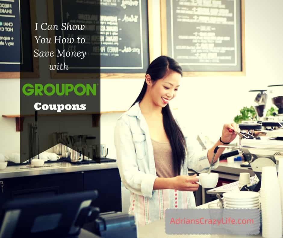 I can show you how to save bunches of money with Groupon Coupons