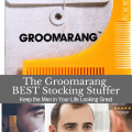 This is the BEST stocking stuffer for the bearded guy in your life.
