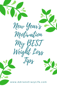 I gather together my whole arsenal of weight loss tips.