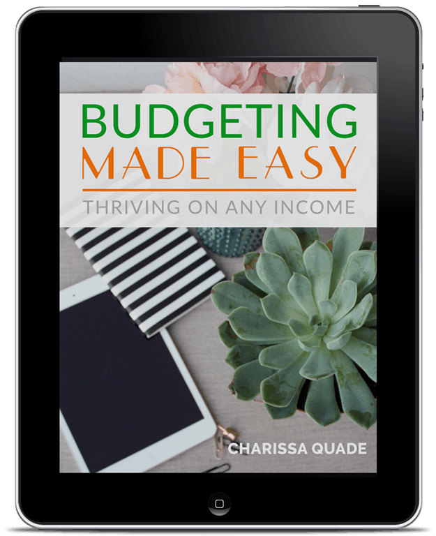 Budgeting Made Easy