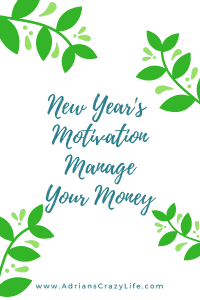 My best tips to help you manage your money in the New Year.
