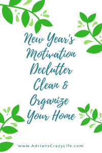 I have a literal BOATLOAD of ideas to clean, declutter, and organize your home.