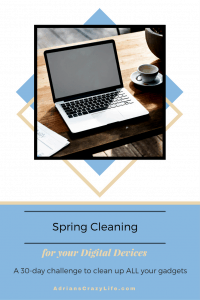 Professional organizer Seana Turner is joining us to talk about Spring cleaning for our digital devices.