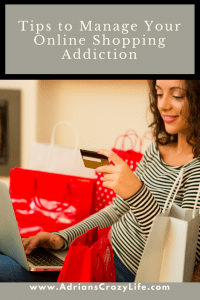I have tips to help you stop overshopping. They've worked well for me!