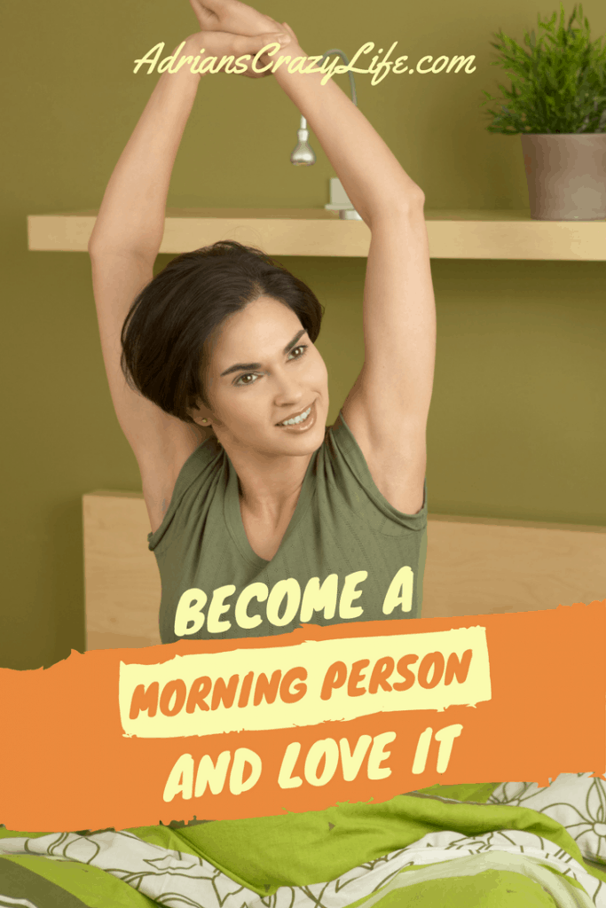 Becoming a morning person is EASY with these helpful tips.