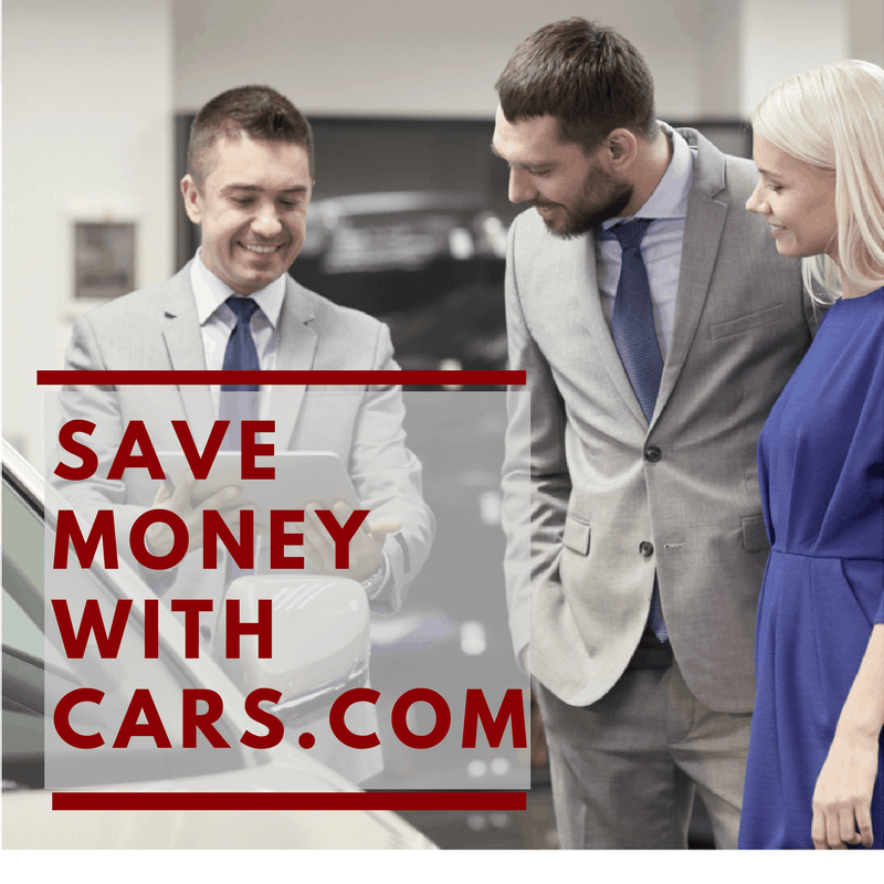 I can show you how to save money on a car purchase with Cars.com.
