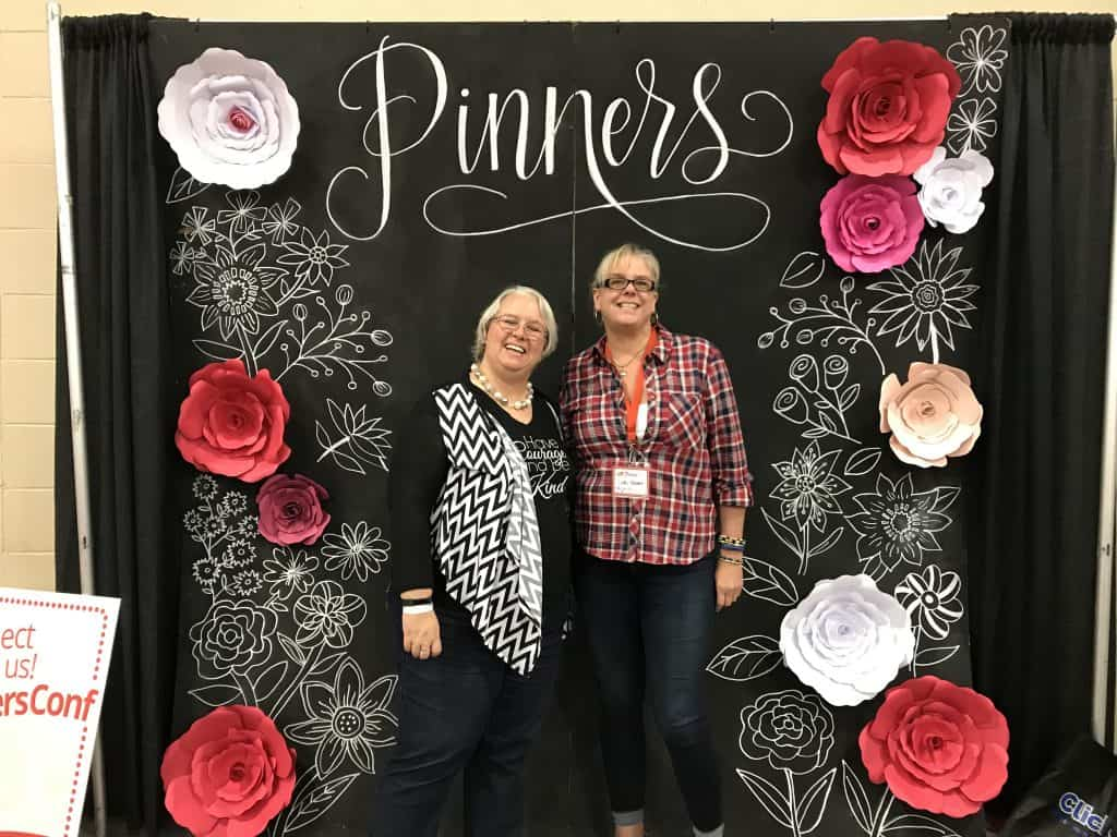 Friends at the Pinners Conference