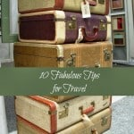 10 Fabulous Tips for packing for a trip