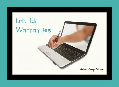I have some great tips on how to get the BEST deal on your warranties.