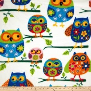 Owl Fleece