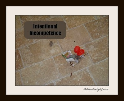 Frustrating Behaviors - Intentional Incompetence