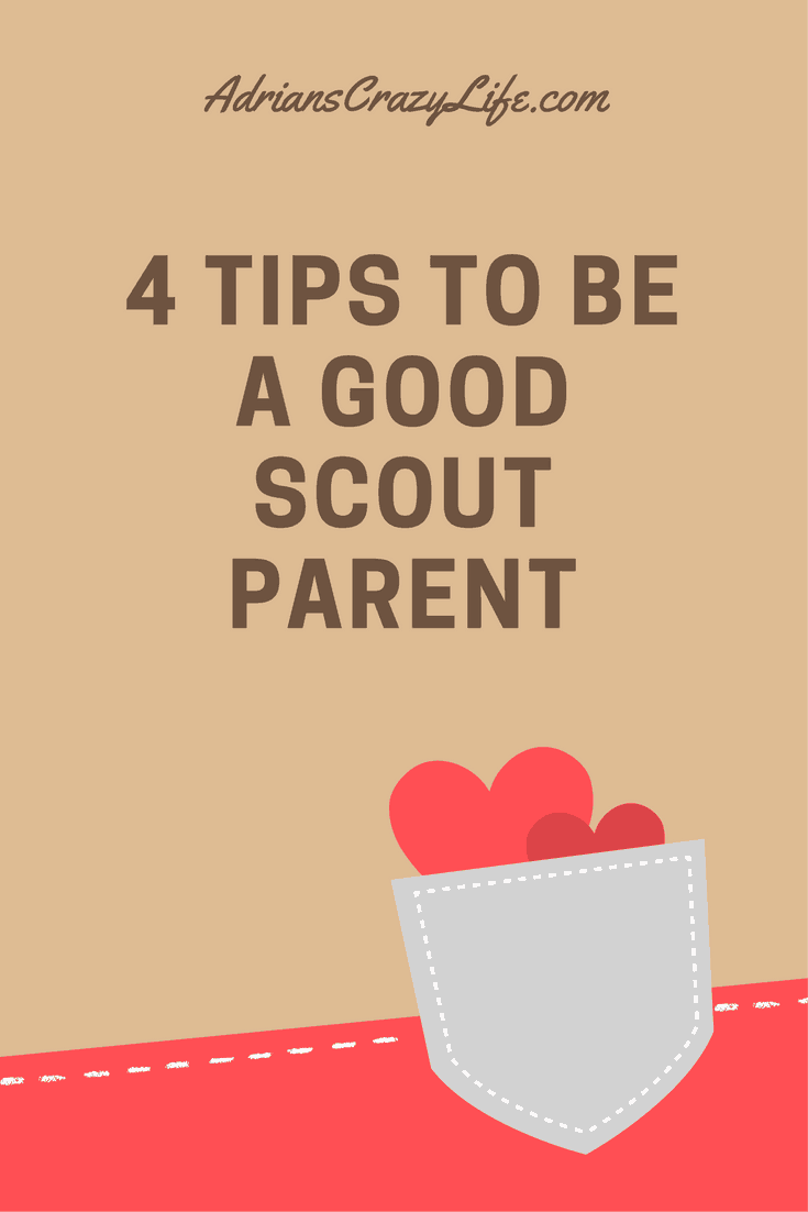 Some great tips from a Scout parent on how to help your kids get the most out of their Scouting program.
