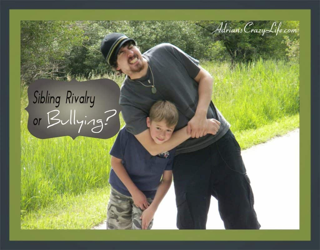 Is It Sibling Rivalry Or Bullying >> How Do You Know If Is It Sibling Rivalry Or Bullying