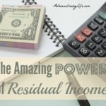 The Amazing POWER of Residual Income
