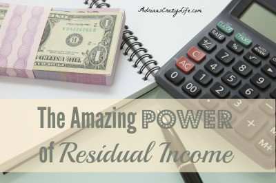 The Power of Residual Income