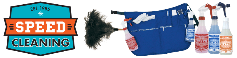 Cut Your Cleaning Time in Half