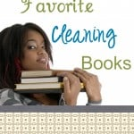My Favorite Cleaning Books
